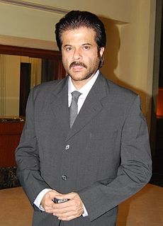 Anil Kapoor Indian actor
