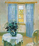 Anna Ancher - Interior with clematis - Google Art Project.jpg