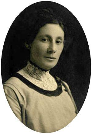 Gaskell Romney - Anna Amelia Pratt Romney (1876–1926)
