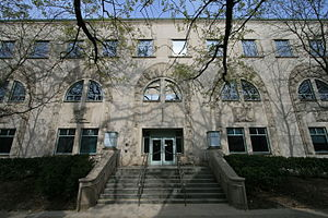 Northwestern University School of Education and Social Policy - Image: Annenberg Hall Northwestern