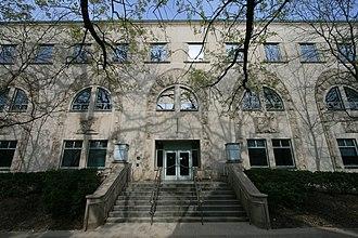 Northwestern University School of Education and Social Policy - Image: Annenberg Hall Northwestern