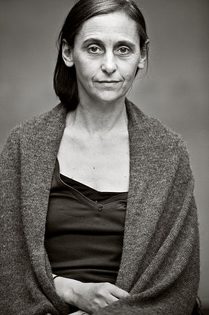 Countdown (Beyoncé song) - Anne Teresa De Keersmaeker (pictured), who affirmed that Knowles had borrowed liberally from two of her pieces, later revealed that she is neither angered nor honored by the tribute.