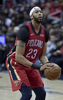 a1bdaeeed6b Anthony Davis - Wikipedia
