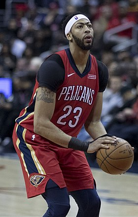 Image illustrative de l'article Anthony Davis (basket-ball)