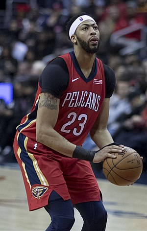 Anthony Davis was selected first by the New Orleans Hornets. 9558d4892
