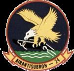 Anti-Submarine Squadron 24 (US Navy) insignia c1980.png