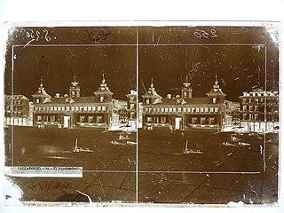 Trägerplatte für Fotografie