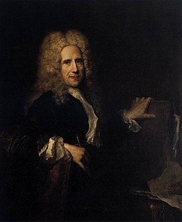 French printmaker and art dealer, 1660-1742