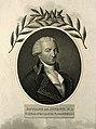 Antoine de Jussieu (detail). Stipple engraving by W. Evans, Wellcome V0003159.jpg