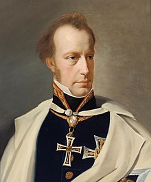 Anton Einsle - Archduke Anton Victor, portrait in uniform with the Grand Master's Cross of the Teutonic Order.jpg