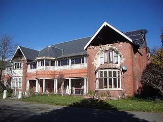 Antonio Hall (house) New Zealand building