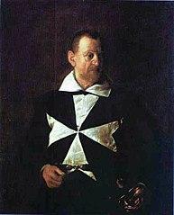 Portrait d'Antonio Martelli