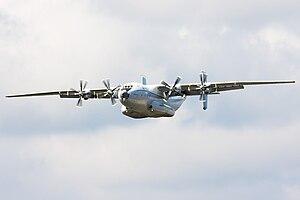 """Antonov An-22 """"Antaeus"""""""