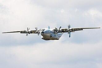 "Antonov Airlines - Antonov An-22 ""Antaeus"""