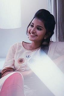 Anupama Parameswaran Indian actress