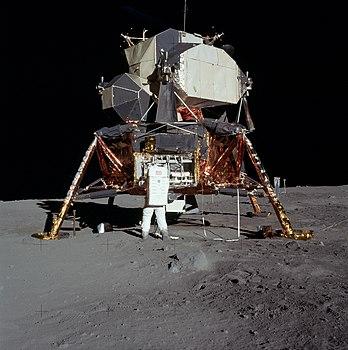 Apollo 11 Lunar Lander