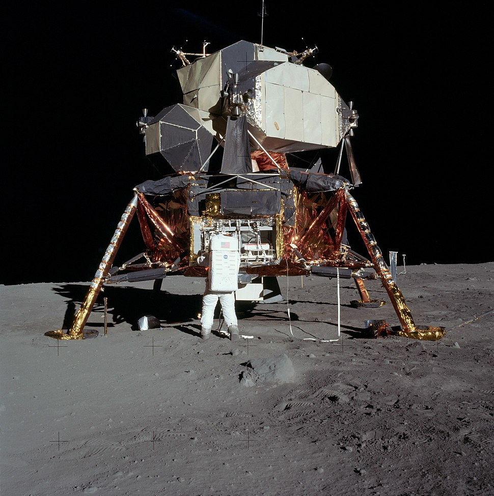 Apollo 11 Lunar Lander - 5927 NASA