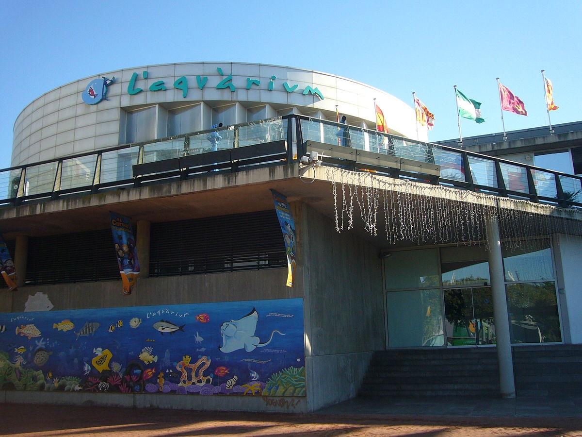 Aquarium de barcelona wikipedia la enciclopedia libre for Aquarium de barcelona