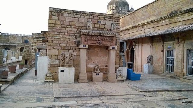 Gujari Mahal Archaeological Museum