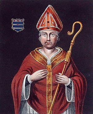 Richard Fleming - Image: Archbishop Richard Fleming