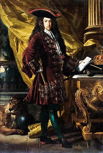 War of the Spanish Succession - Archduke Charles (1685–1740), later Emperor Charles VI