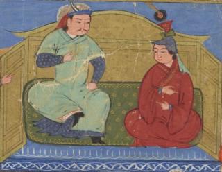 Arghun Fourth ruler of the Mongol empires Ilkhanate