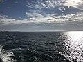 Ariake Sea and Mount Kimbozan from Ariake Ferry.jpg