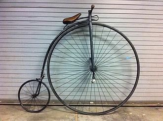 "Ariel Motorcycles - Ariel - 50"" High Wheel Bicycle"