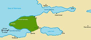 Armutlu Peninsula