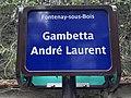 Arrêt bus Gambetta André Laurent Fontenay Bois 3.jpg