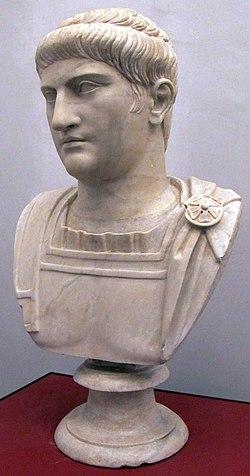 Arte classicista, busto di ottone, XVI-XVII sec 03.JPG