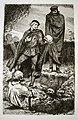 Arthur Kampf - Hamlet und die Totengräber, Radierung 1925.jpg