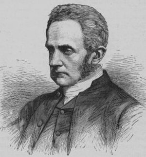 Arthur Stanley (priest) - Dean Stanley