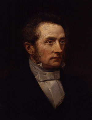 Arthur Stanley (priest) - Portrait of Stanley by Lowes Cato Dickinson