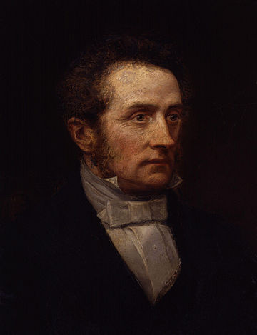 Portrait of Stanley by Lowes Cato Dickinson