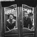 Artistencafe Teddy en Henk Scholten, Bestanddeelnr 910-8626.jpg