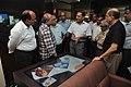 Arun Goel Checks Interactive Digital Books - NCSM - Kolkata 2018-09-23 4505.JPG