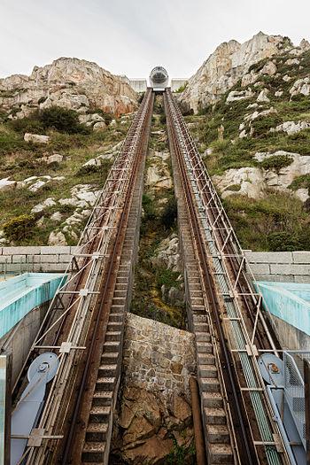 Ascensor del Monte de San Pedro, La Coruña, España, 2015-09-25, DD 99.JPG