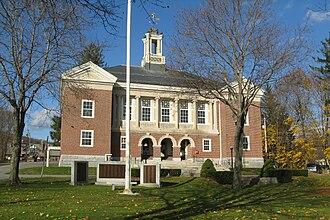 Ashburnham, Massachusetts - Ashburnham Town Hall