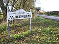Ashleworth Village Sign - geograph.org.uk - 86605.jpg