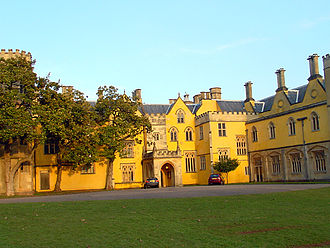 Clifton Antiquarian Club - Ashton Court, one of the sites visited during the first excursion on 29 May 1884