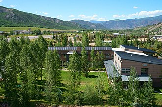 Colorado Mountain College - CMC Aspen campus
