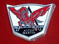 Aston Martin 1953 DB2-4 Bertone (emblem) (5678416111).jpg