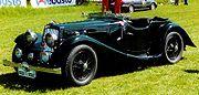 Aston Martin 2-Litre 2/4-Seater Sports 1937