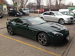 Aston Martin V Zagato Wikipedia - Aston martin v12 zagato