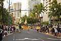 At the end of the Parade Route - Honolulu Festival parade. (5651440292).jpg