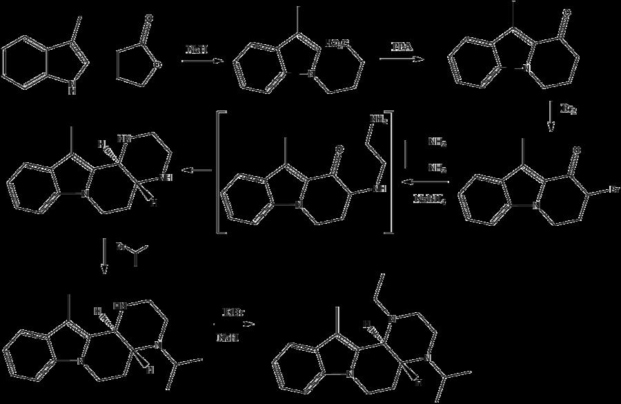 Метотримепразин