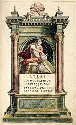 Gerardus Mercator: Mercator atlas