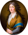 Attributed to Hetsch - Amalie of Hesse-Darmstadt - Schloss Bruchsal.png