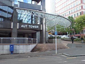 Auckland University of Technology Tower.jpg